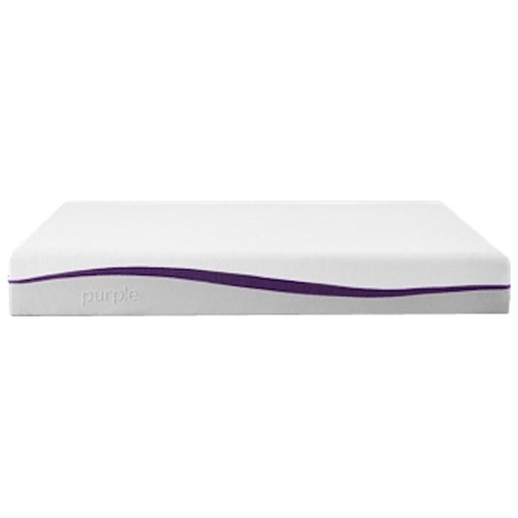 """The Purple Mattress King 9 1/4"""" Purple Mattress by Purple at Darvin Furniture"""