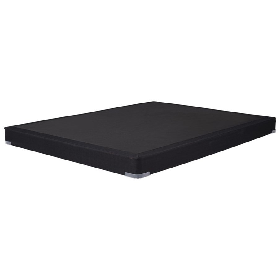 """Superb 4 Twin 4"""" Superb Low Profile Foundation by Sleep Shop at Del Sol Furniture"""