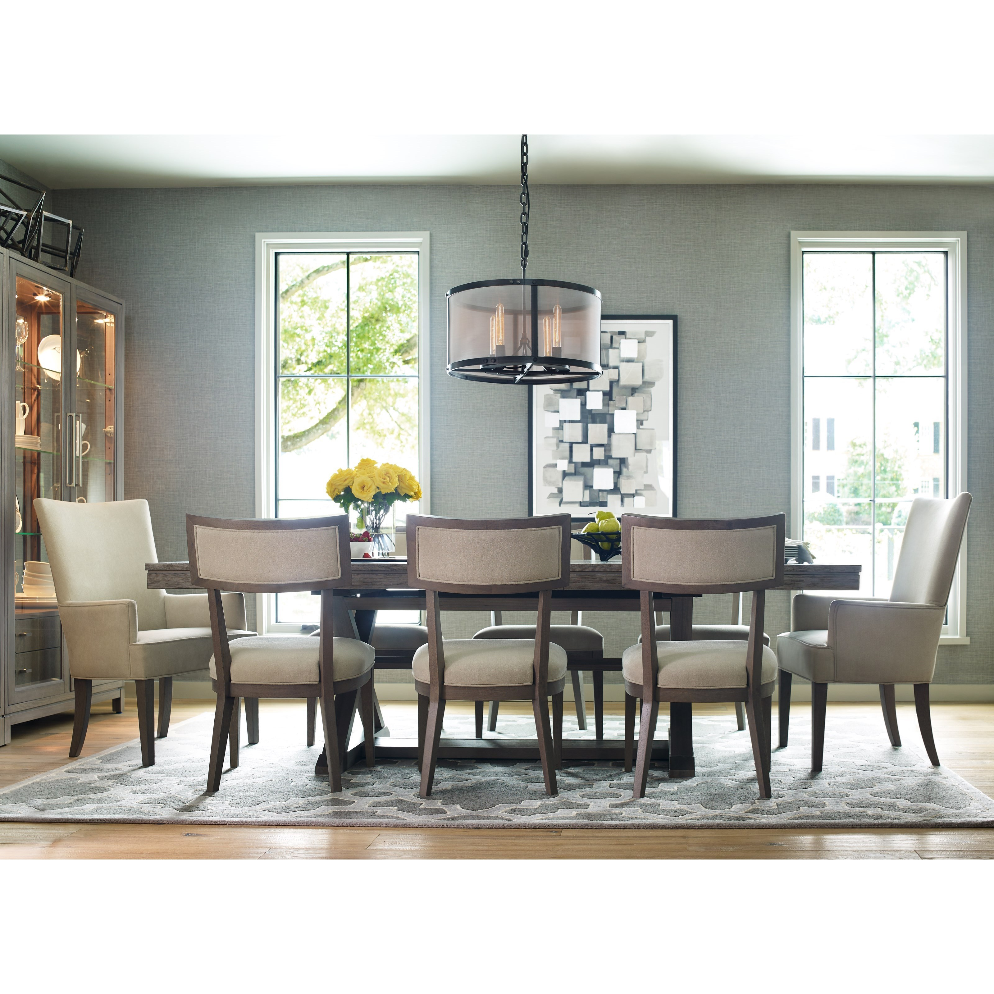 Highline Dining Room Group by Rachael Ray Home by Legacy Classic at Powell's Furniture and Mattress