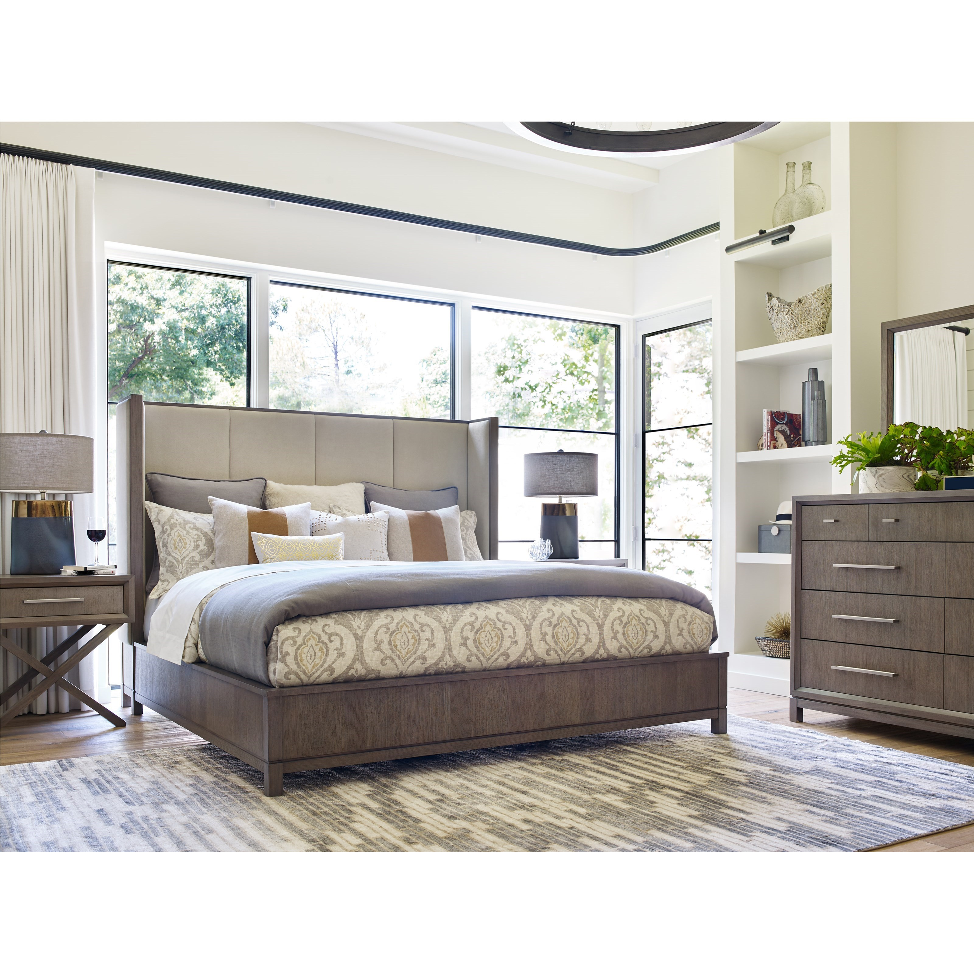 Highline Queen Bedroom Group by Rachael Ray Home by Legacy Classic at Baer's Furniture