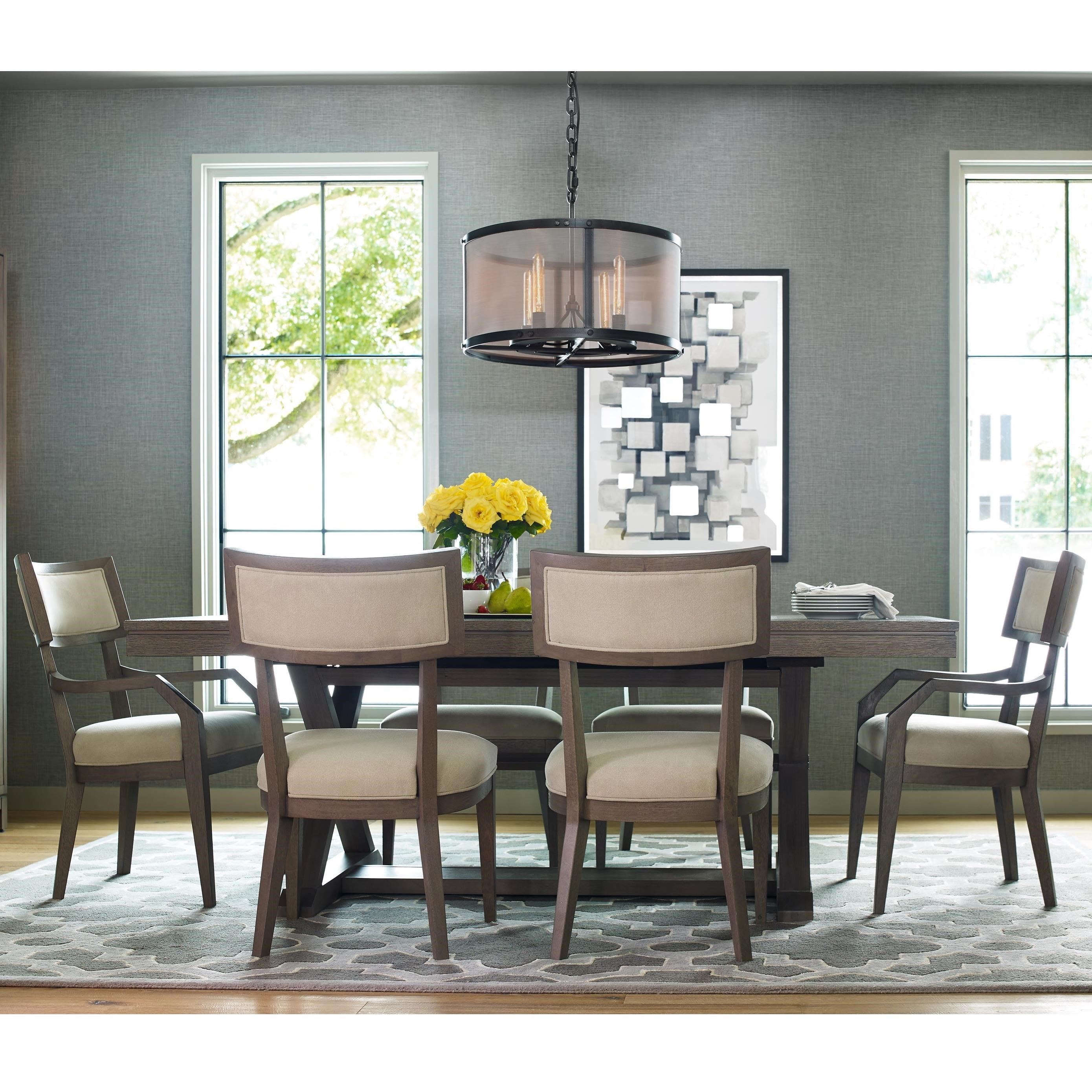 Highline 7 Piece Dining set by Rachael Ray Home by Legacy Classic at Baer's Furniture