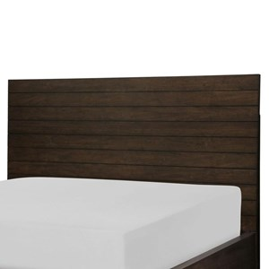 Contemporary Queen Panel Headboard