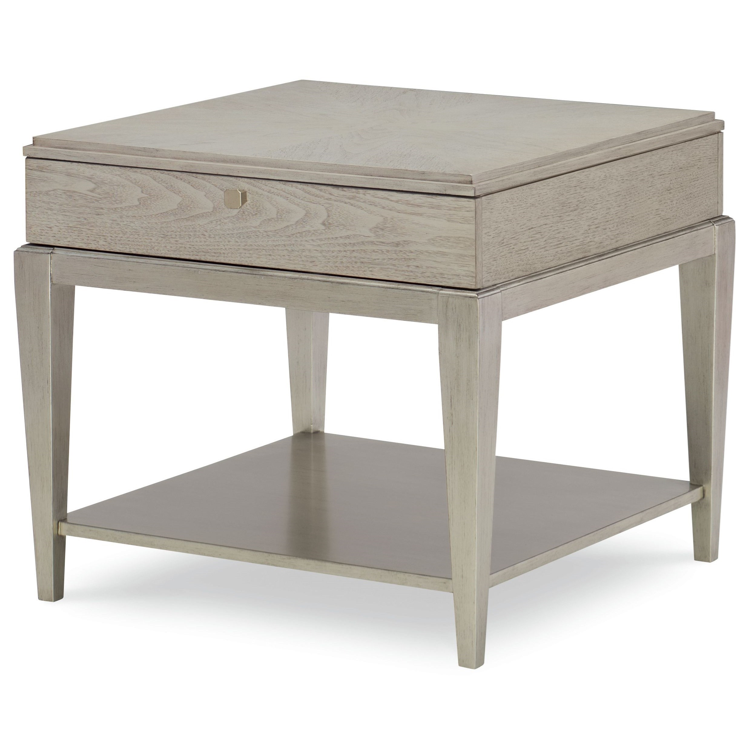 Cinema Square End Table  by Rachael Ray Home by Legacy Classic at Stoney Creek Furniture