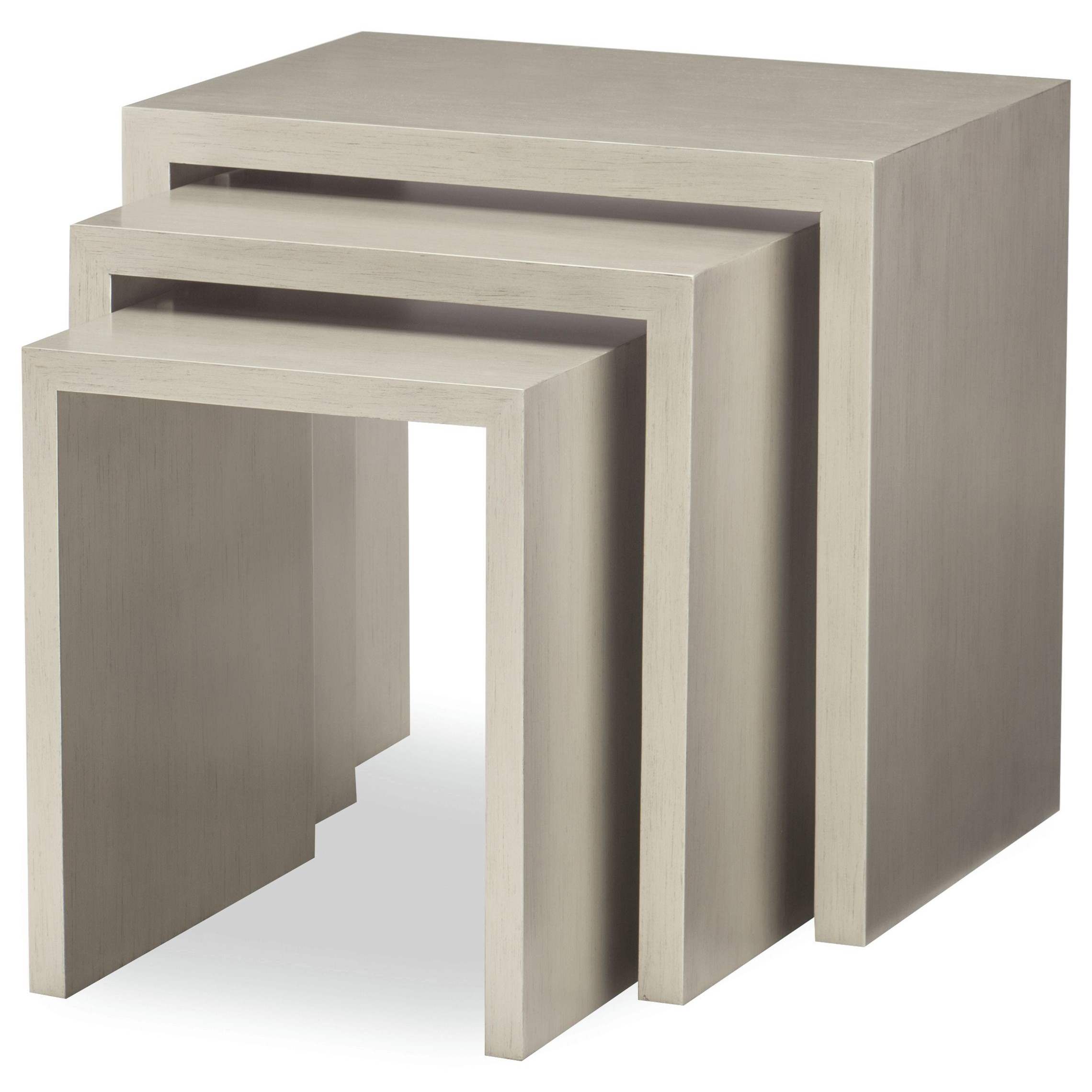 Cinema Nesting Tables by Rachael Ray Home by Legacy Classic at HomeWorld Furniture