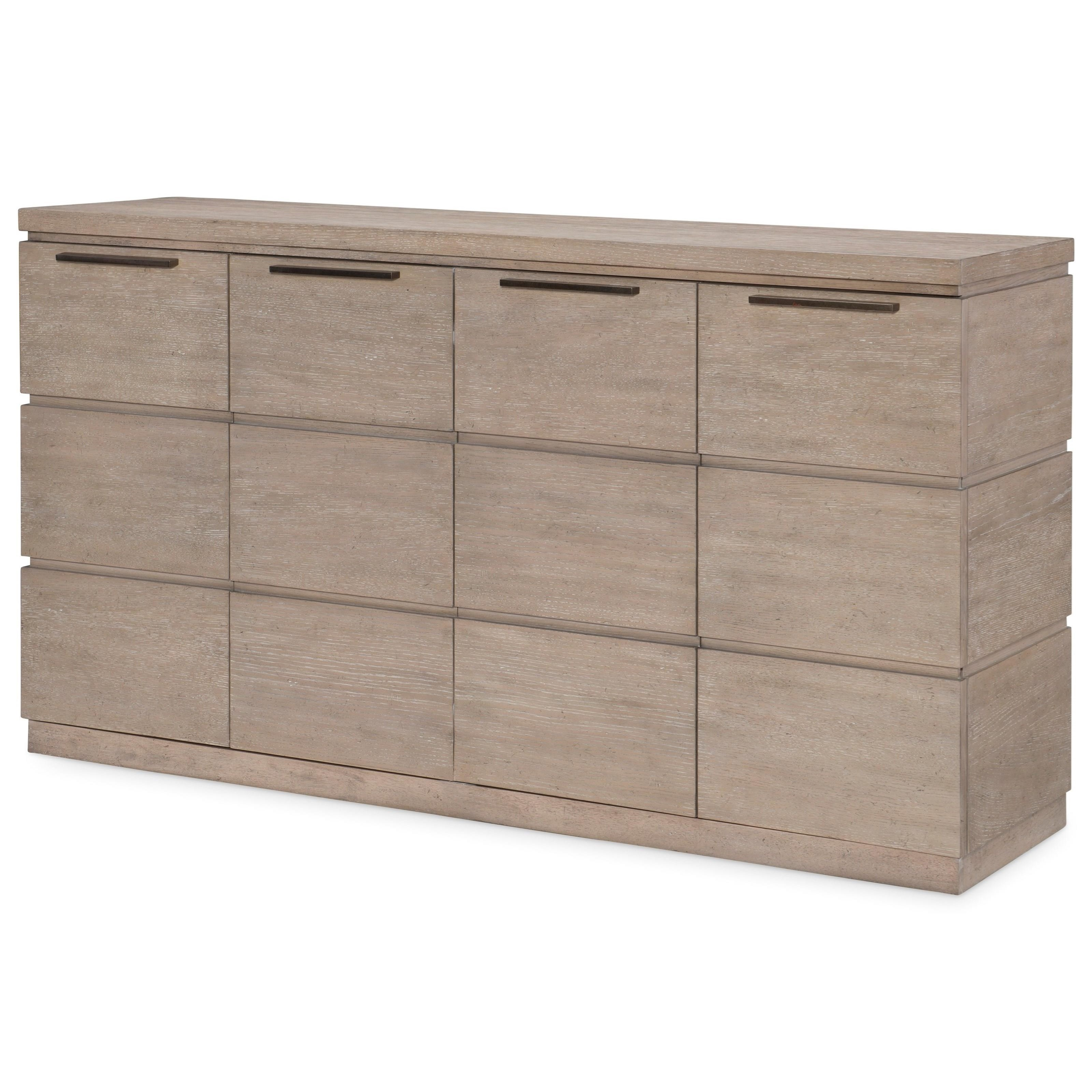 Milano Credenza by Rachael Ray Home by Legacy Classic at Johnny Janosik