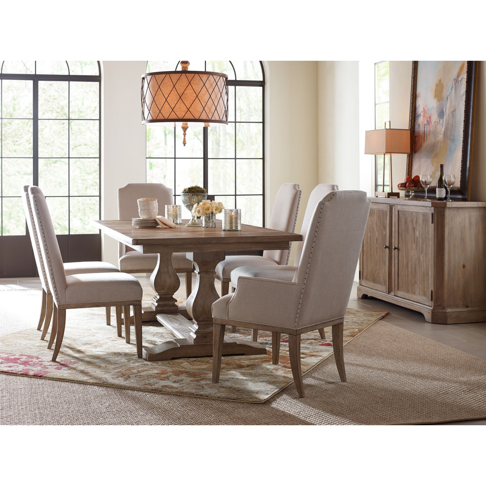 Monteverdi  Formal Dining Room Group by Rachael Ray Home by Legacy Classic at Fashion Furniture
