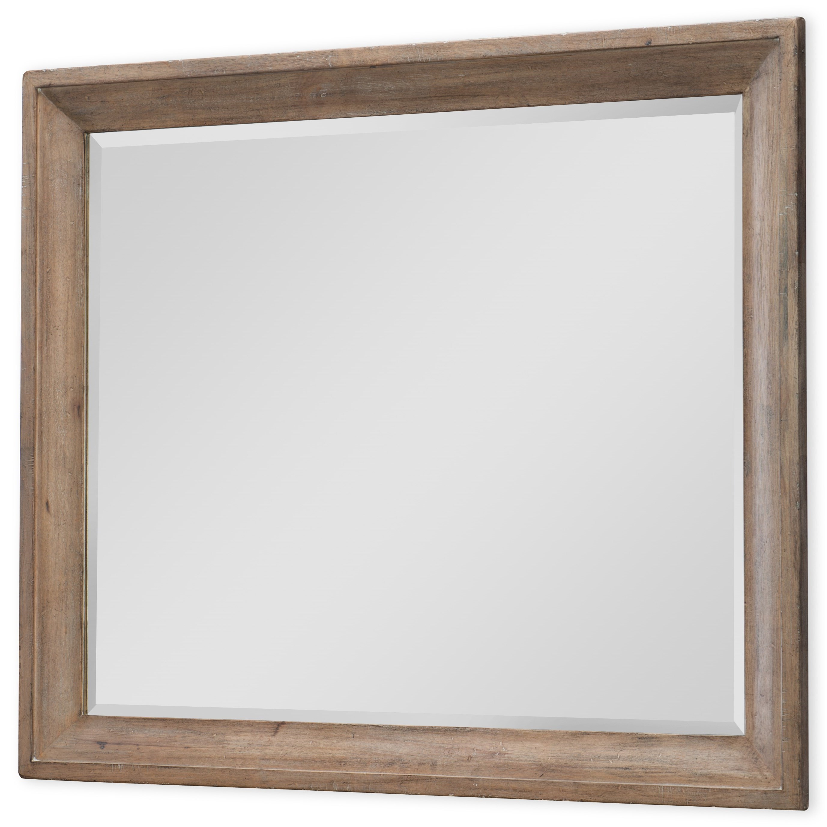Monteverdi  Landscape Mirror by Rachael Ray Home by Legacy Classic at Fashion Furniture