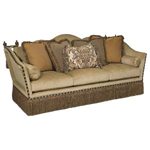 Lorraine Traditional Styled Sofa for Elegant Living Room Arrangements