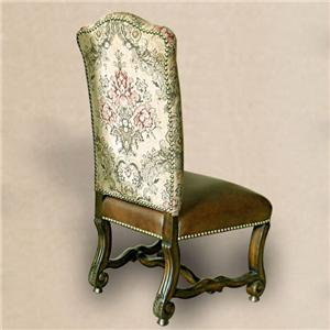 Rare Collections Castlegate Upholstered Side Chair
