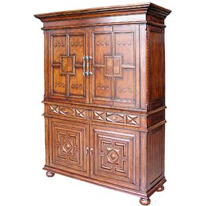 Rare Collections Castlegate Entertainment Center