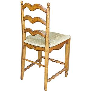 Rare Collections Channel Crossings Counter Stool