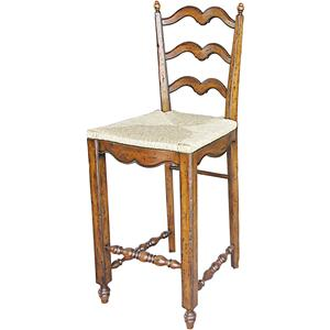 Rare Collections Channel Crossings Bar Stool