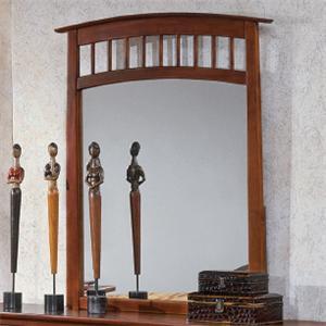Renar Furniture Contempo Dresser Mirror