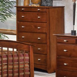 Renar Furniture Contempo 6 Drawer Chest