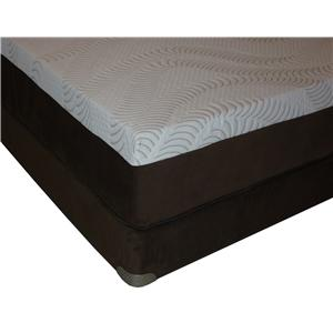 Restonic Advantage Latex Cal King Latex Mattress