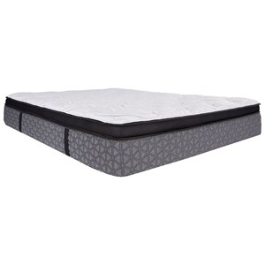 "Full 14"" Euro Top Firm Hybrid Mattress"