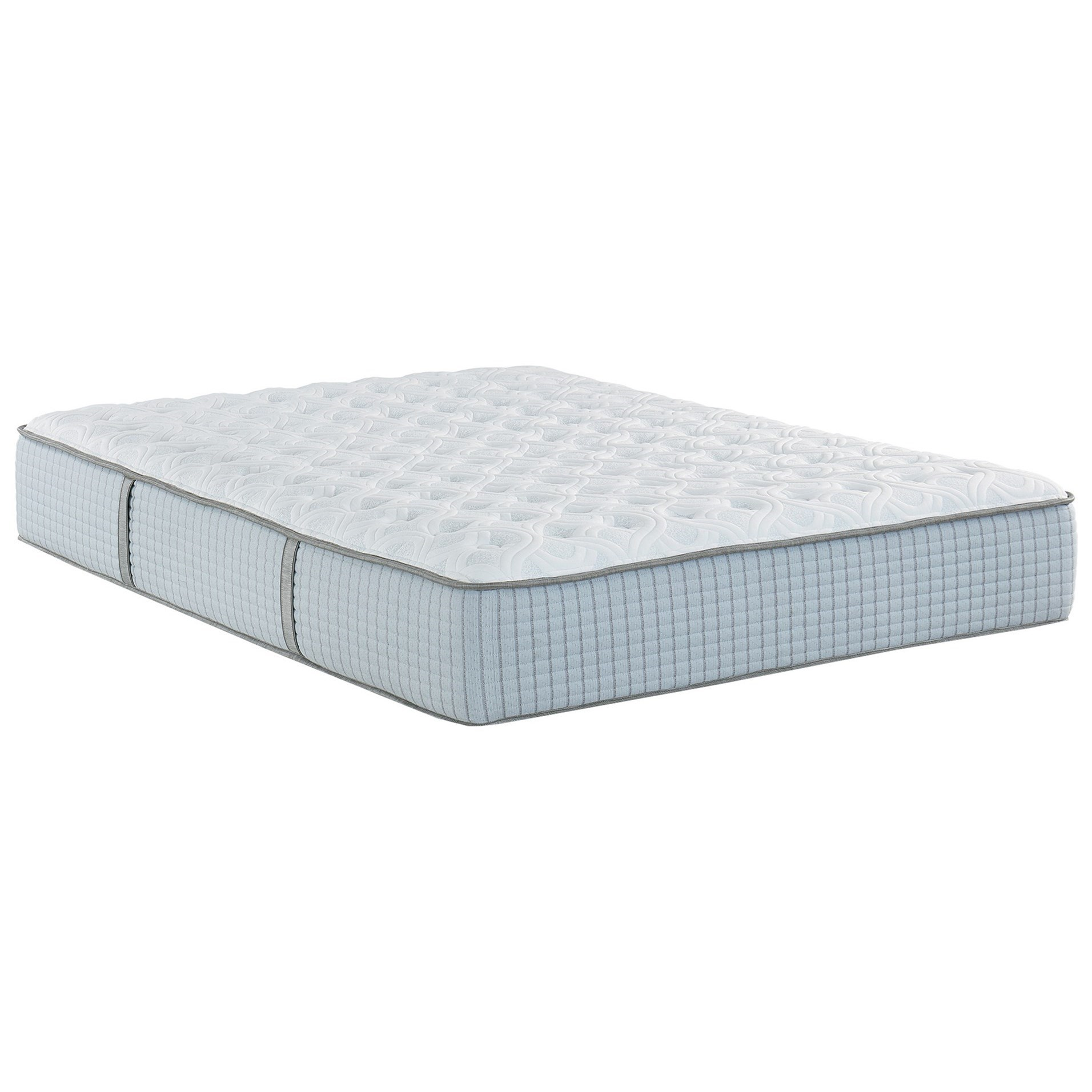 Chantelle Extra Firm King Extra Firm 2-Sided Mattress by Restonic at Darvin Furniture