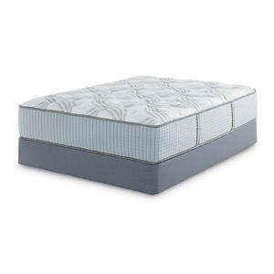 Queen Size Luxury Plush Flip-able Mattress And Boxspring