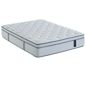 Twin Euro Top Pocketed Coil Mattress