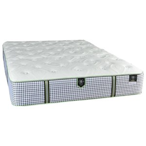 King Firm Pocketed Coil Mattress and Caliber Adjustable Base