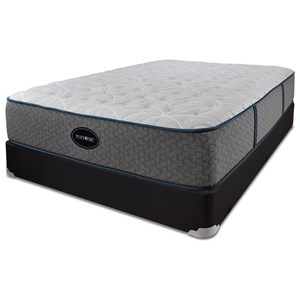 Queen Luxury Firm Mattress and 5