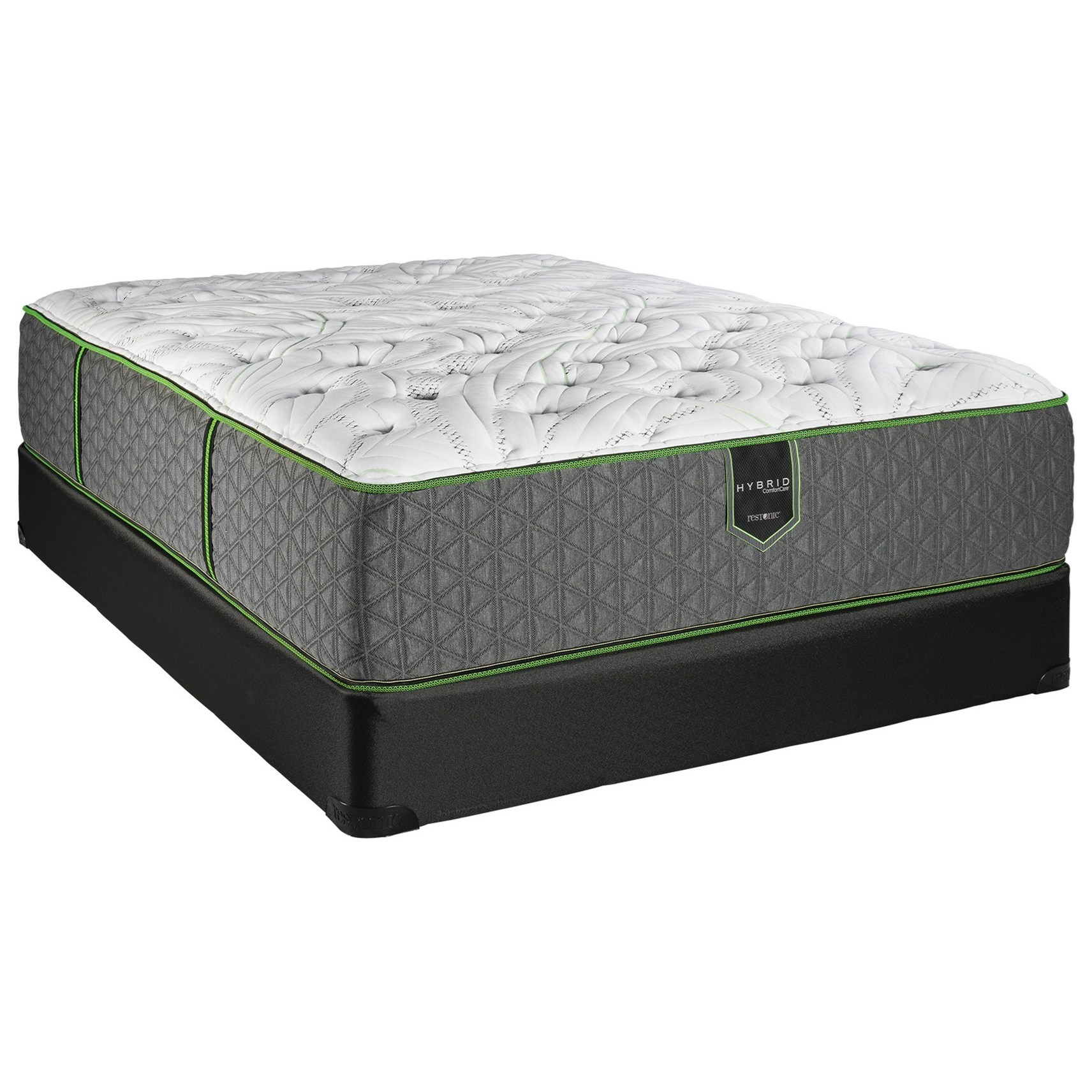 Kimberley LF Twin XL Hybrid Mattress Set by Restonic at H.L. Stephens