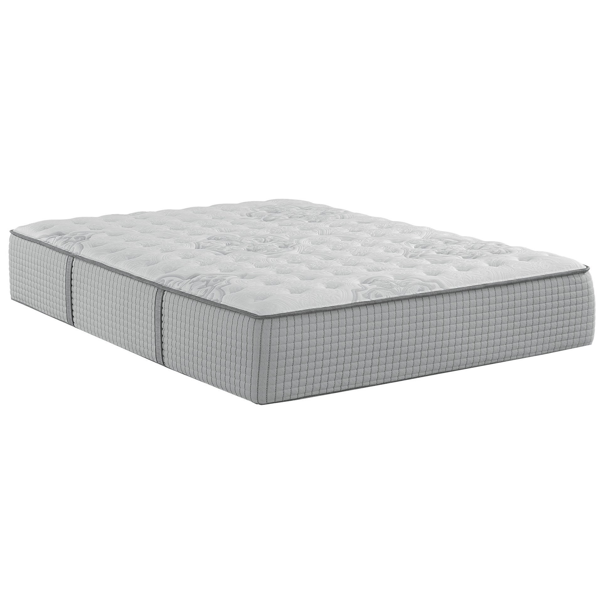 Biltmore Motif Firm Tight Top Twin Firm Hybrid Mattress by Restonic at H.L. Stephens