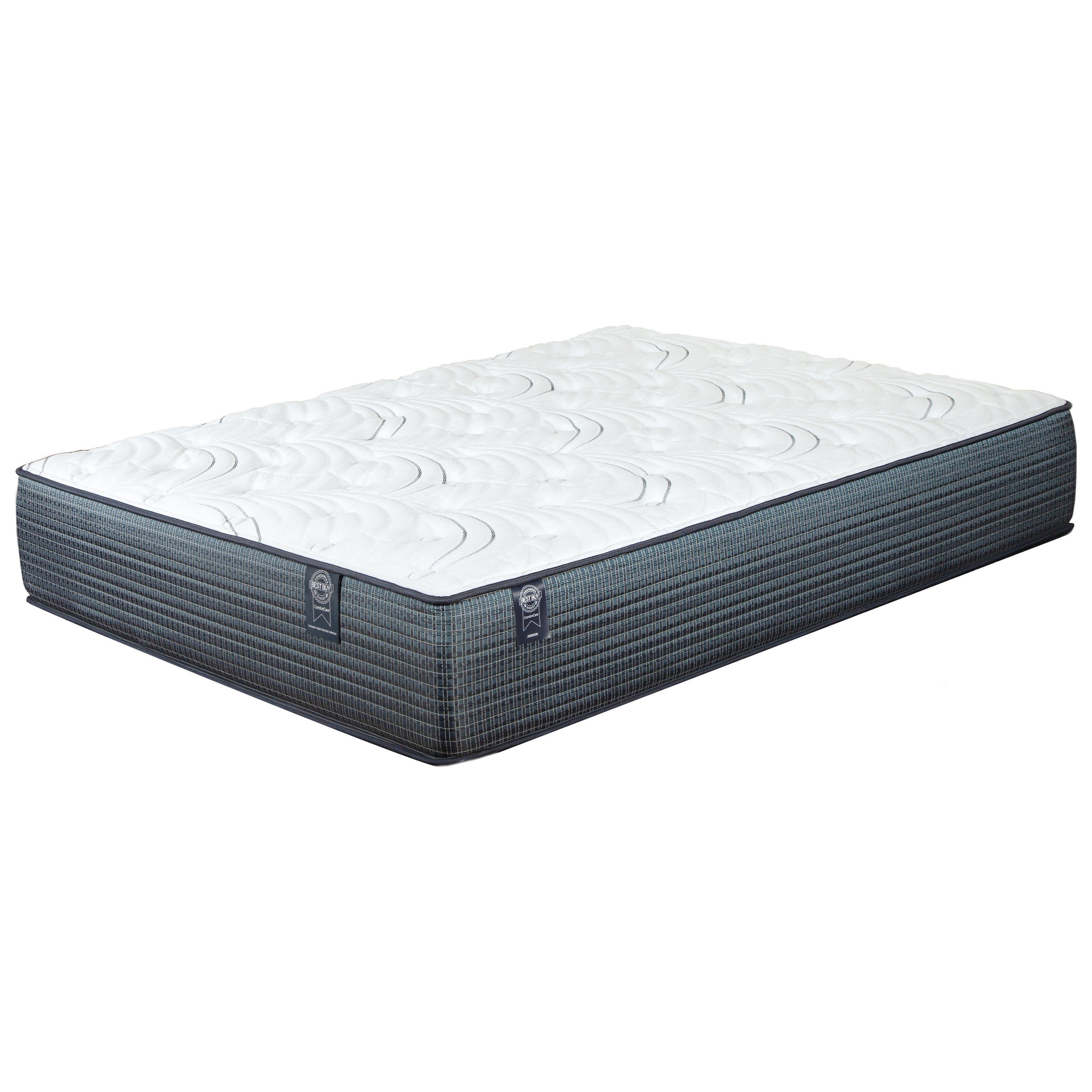 Savannah Plush Twin XL Plush Mattress by Restonic at H.L. Stephens