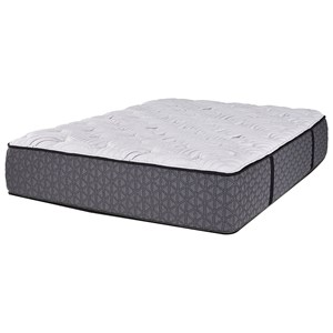 Queen Plush 2-Sided Pocketed Coil Mattress
