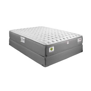 Restonic Kingsbury Full Extra Firm Hybrid Mattress