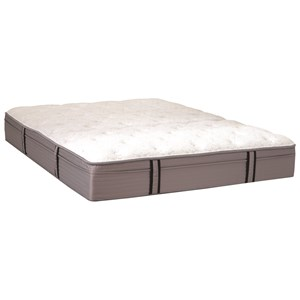 King Pillow Top Pocketed Coil Mattress