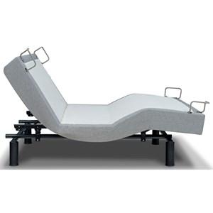 Twin Extra Long Super Flex 4M Adjustable Base