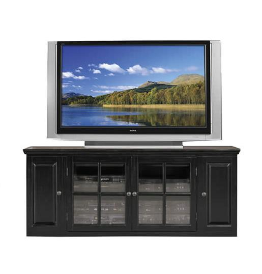 838688 TV Stand by Leick Furniture at Lucas Furniture & Mattress