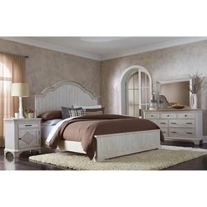Riverside Furniture Aberdeen Queen Bedroom Group 1