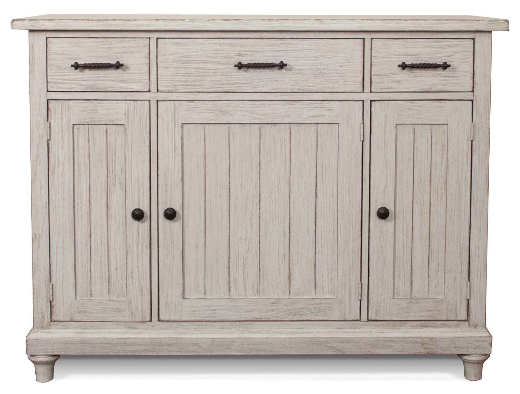 Aberdeen Server by Riverside Furniture at O'Dunk & O'Bright Furniture