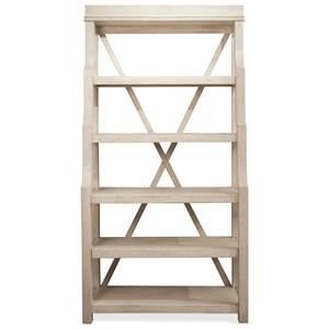 5 Shelf Open Display Cabinet