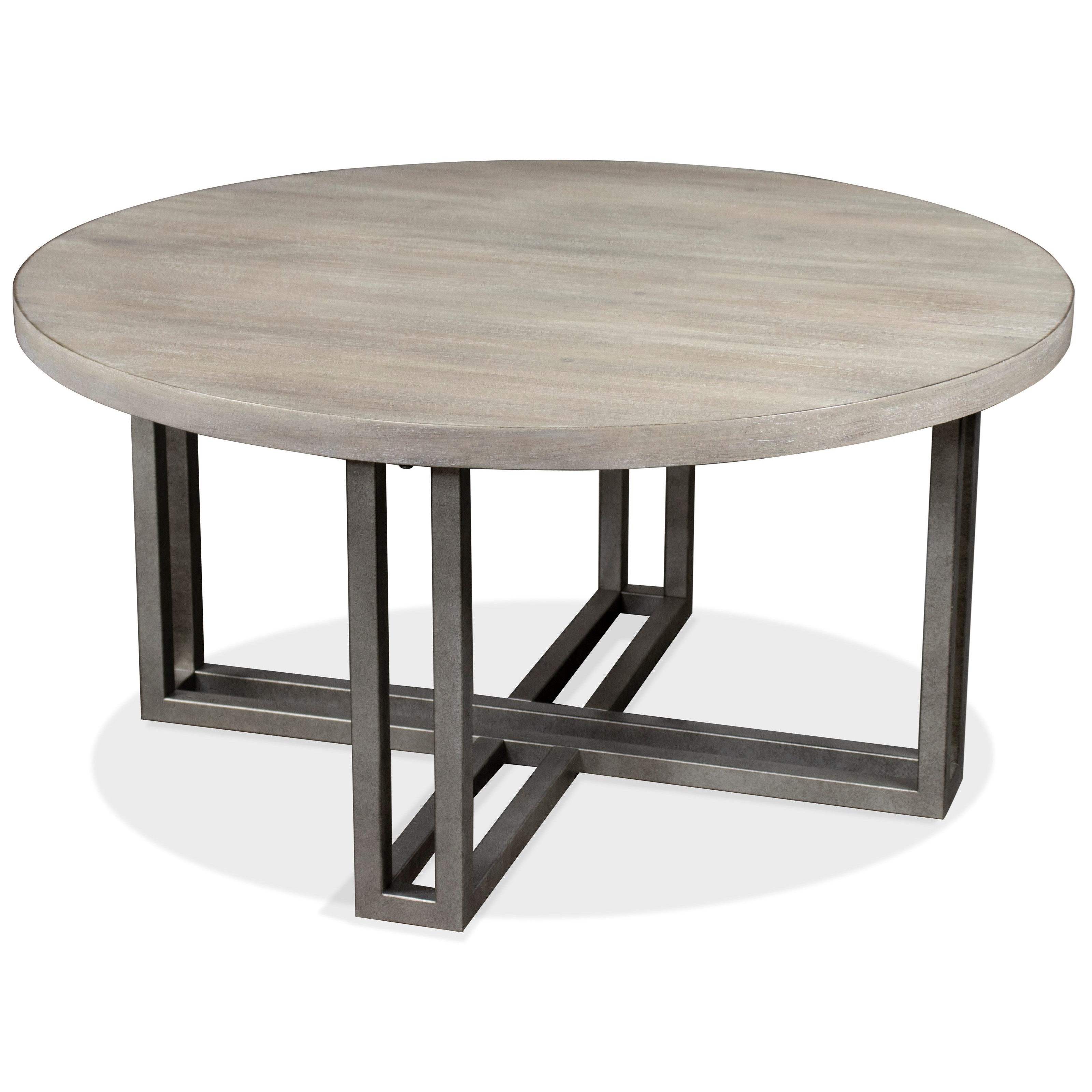 Adelyn Round Cocktail Table by Riverside Furniture at Darvin Furniture