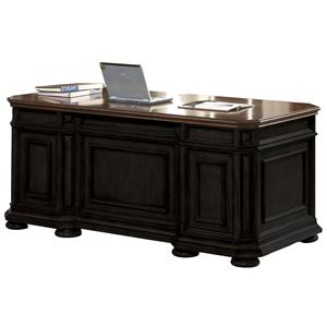 Riverside Furniture Allegro RS Executive Desk