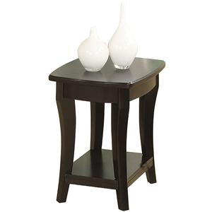 Riverside Furniture Annandale Chairside Table