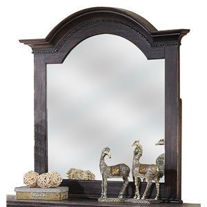 Riverside Furniture Bellagio Arch Mirror