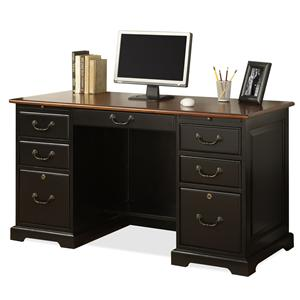 Riverside Furniture Bridgeport  54 Inch Desk