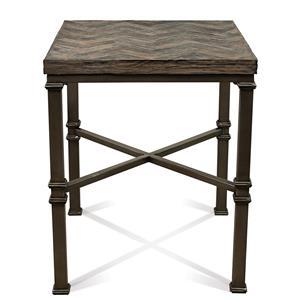 Riverside Furniture Bridlewood Side Table