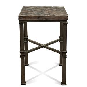 Riverside Furniture Bridlewood Chairside Table
