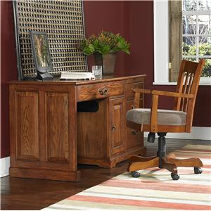Riverside Furniture Cantata 58-Inch Computer Desk
