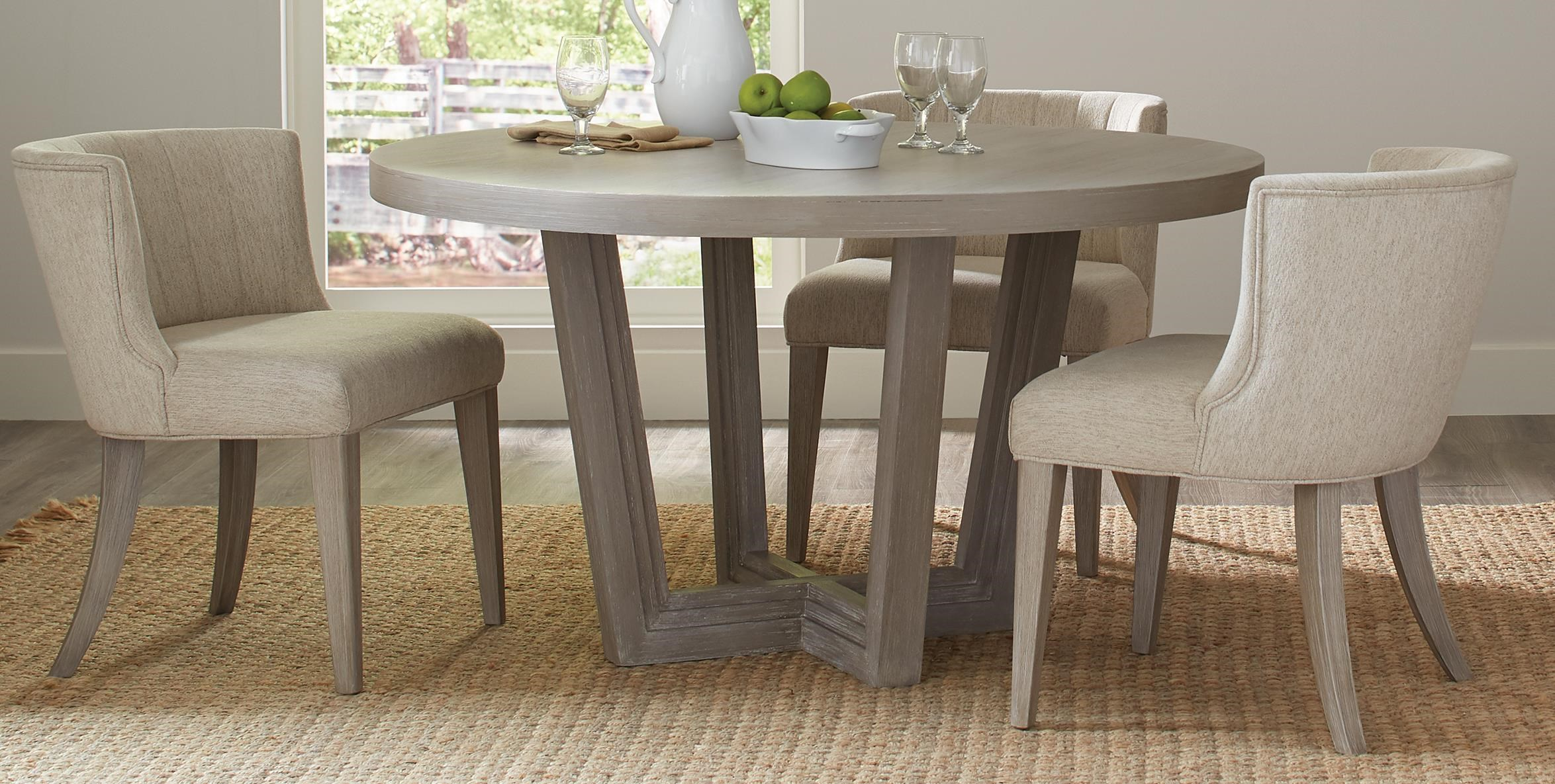 Cassandra Cassandra 5-Piece Table Set by Riverside Furniture at Morris Home