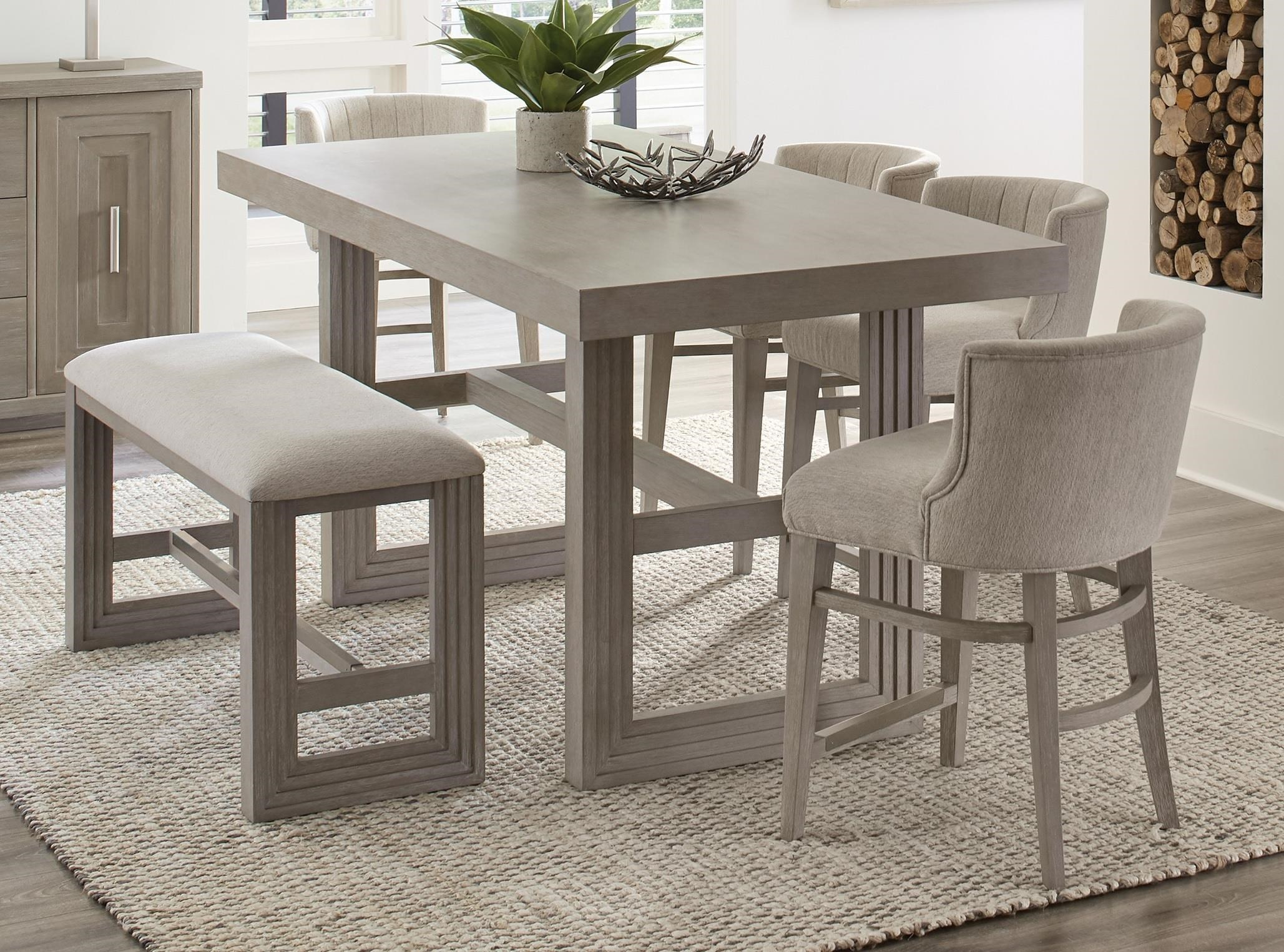 Cassandra  Cassandra Dining Set by Riverside Furniture at Morris Home