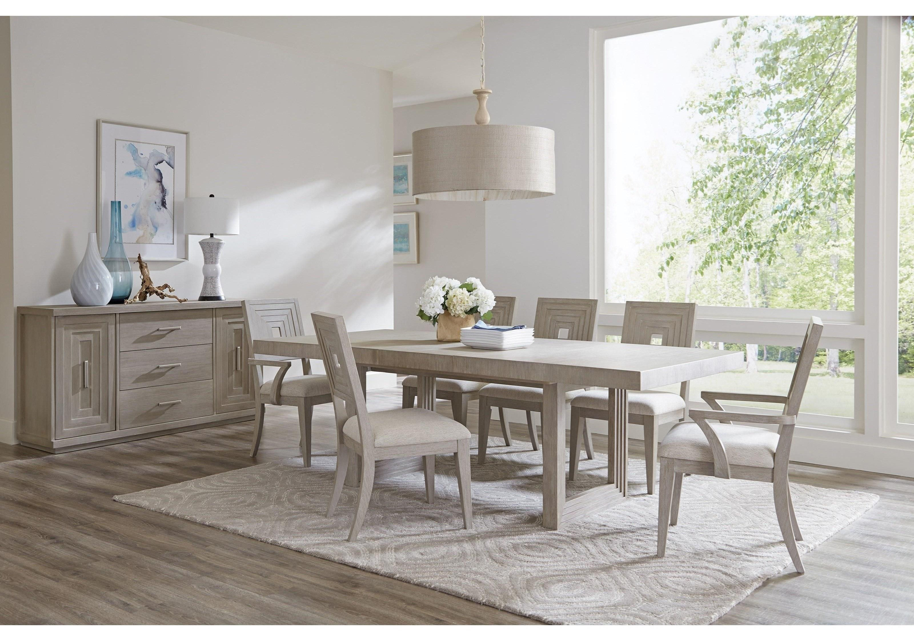 Cascade 5 Piece Dining Set by Riverside Furniture at Darvin Furniture