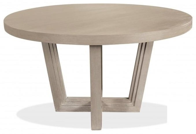 Cassandra Casandra Dining Table by Riverside Furniture at Morris Home