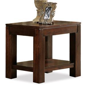 Riverside Furniture Castlewood End Table