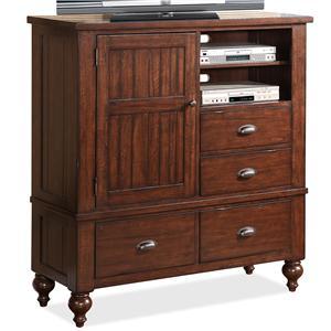 Riverside Furniture Castlewood Media Chest